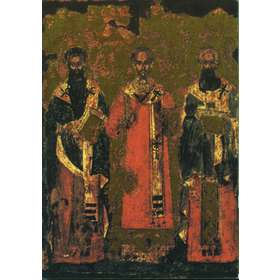 Saint Basil, Saint Gregory and Saint John Chrysostom