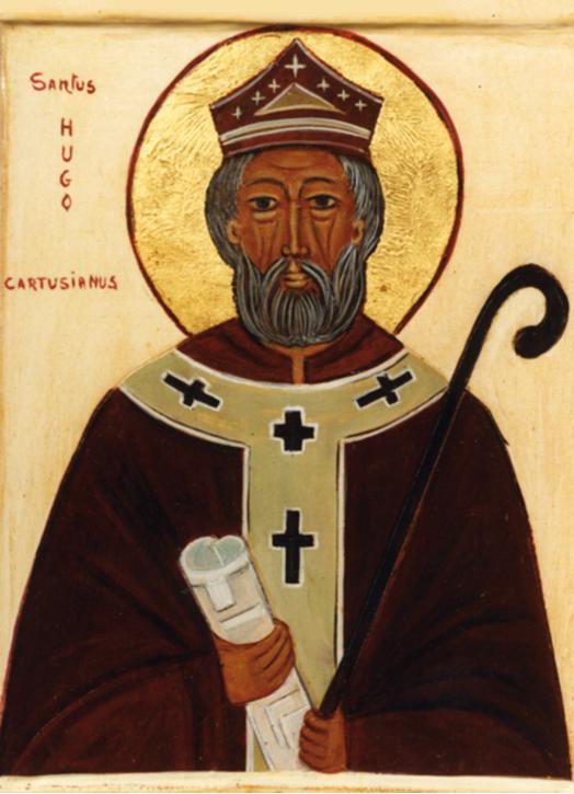 Saint Hugues le Chartreux