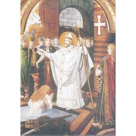 Saint Remi : le baptême de Clovis