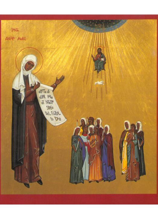 Saint Angela Merici and her companions