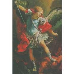 Saint Michel the Archangel