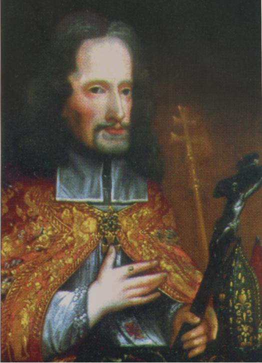Saint Oliver Plunkett (1625-1681)