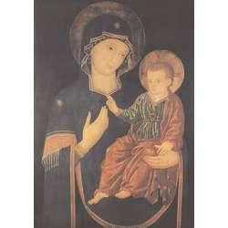 Icono de la Virgen de la Consolata