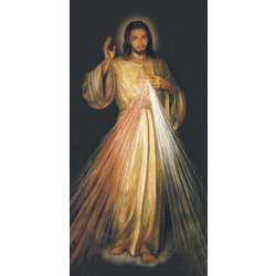 Jésus Miséricorde de Sainte Faustine