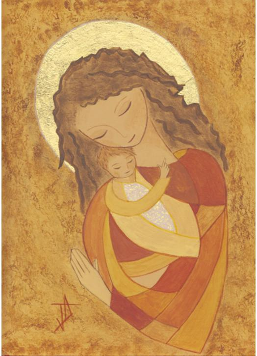 Marie, Light of your Immaculate Heart