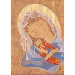 Marie, Douceur et Tendresse de Dieu