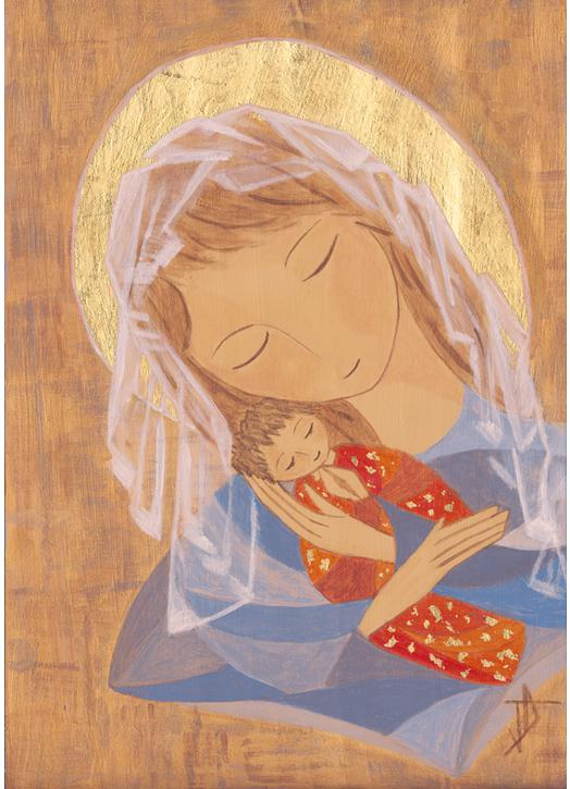 María, Suavidad y Ternura de Dios