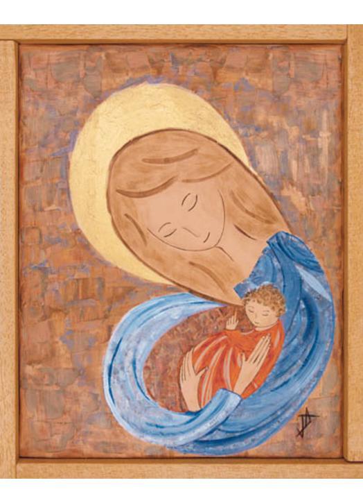 Marie, Berceau du Très-Haut