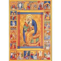 Les 20 mystères du Rosaire