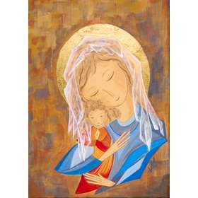 Marie, Mère de notre Roi