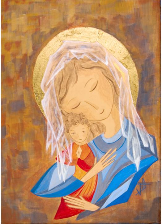 María, Madre de nuestro Rey