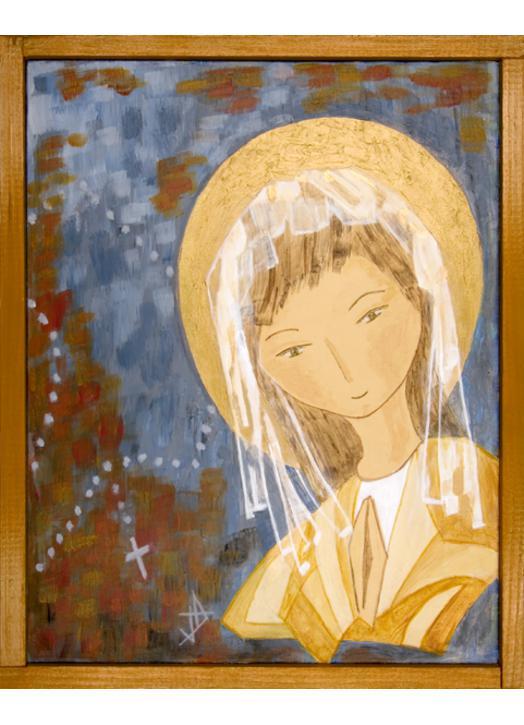 La Vierge du Rosaire