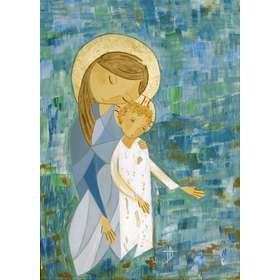 María guardaba todas estas cosas en su Corazón