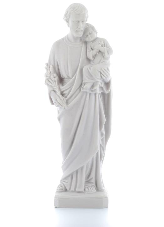 Saint Joseph, 30 cm (Vue de face)