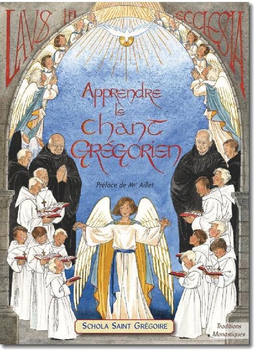 Liturgy Laus in Ecclesia - Apprendre le chant grégorien  (Réf. L1125F)