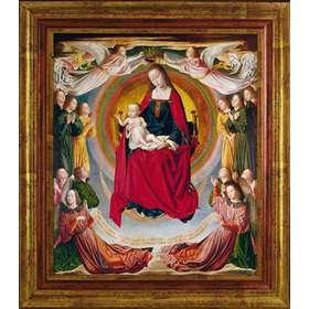 El Virgen delMaître de Moulins