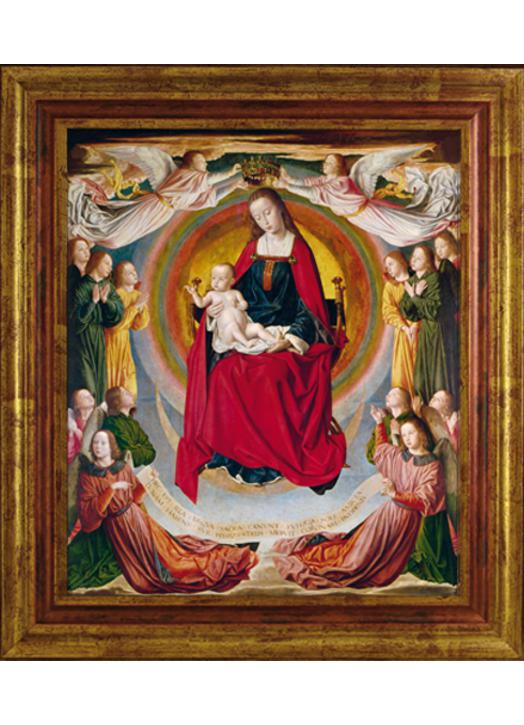 The Virgin of the Master of Moulins