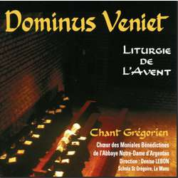 Dominus Veniet : Liturgia del Advenimiento