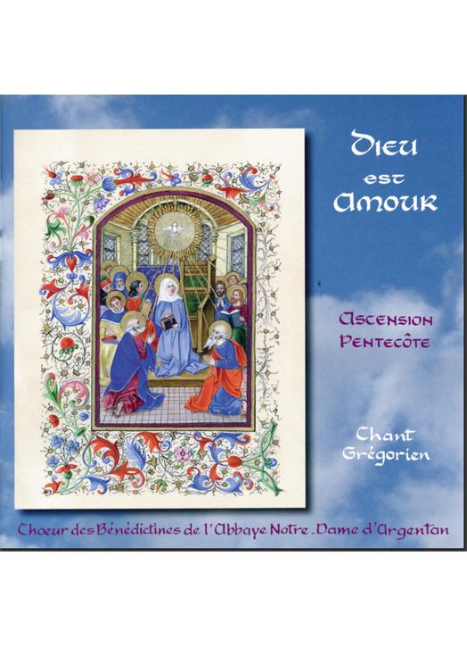 od is love :  Ascension -  Pentecost