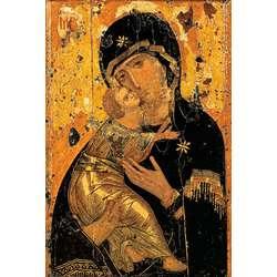 Virgen de Vladimir (TG, M)