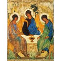 Icon of the Holy Trinity of Roublev