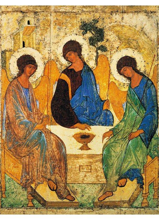 La Sainte Trinité (G, M, LM)