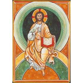 Christ enseignant (Montage plat)