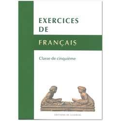 Exercices Classe de cinquième