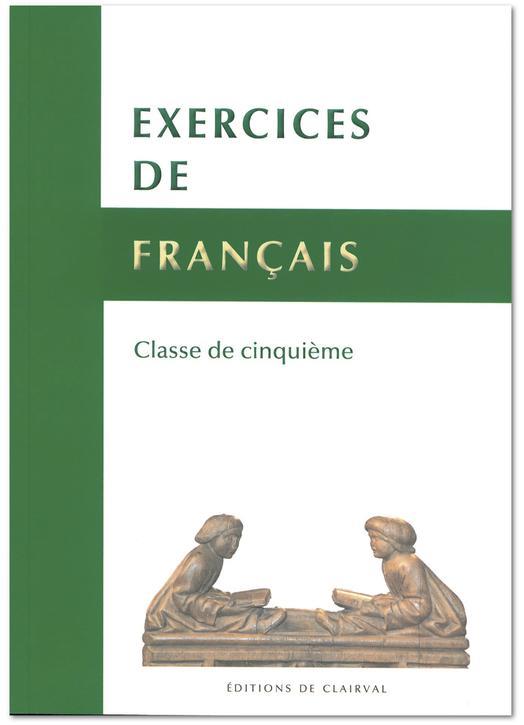 Livre Scolaire Exercices Classe De Cinquieme Ref L2110f