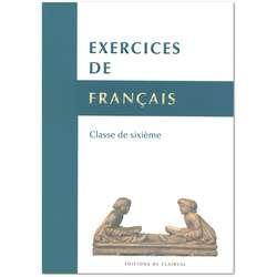 Exercices Classe de sixième