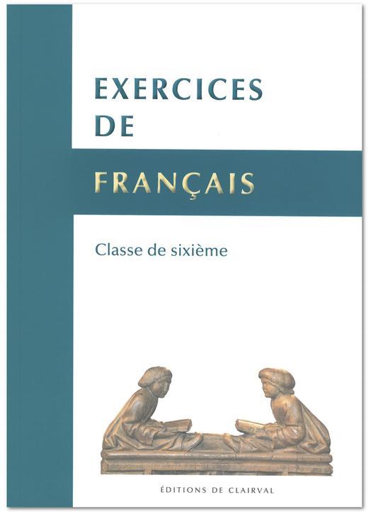 : Exercices Classe de sixième (Réf. L2109F)