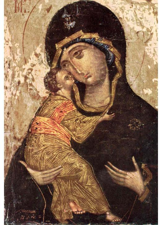 Virgen de Roublev