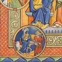 Icône de Saint Joseph : Les Sept Douleurs et Allégresses (La fuite en Egypte)