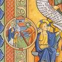 Icône de Saint Joseph : Les Sept Douleurs et Allégresses (Le retour d'Egypte à Nazareth)