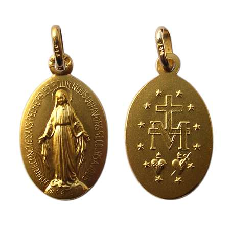 Medals of the Blessed Virgin