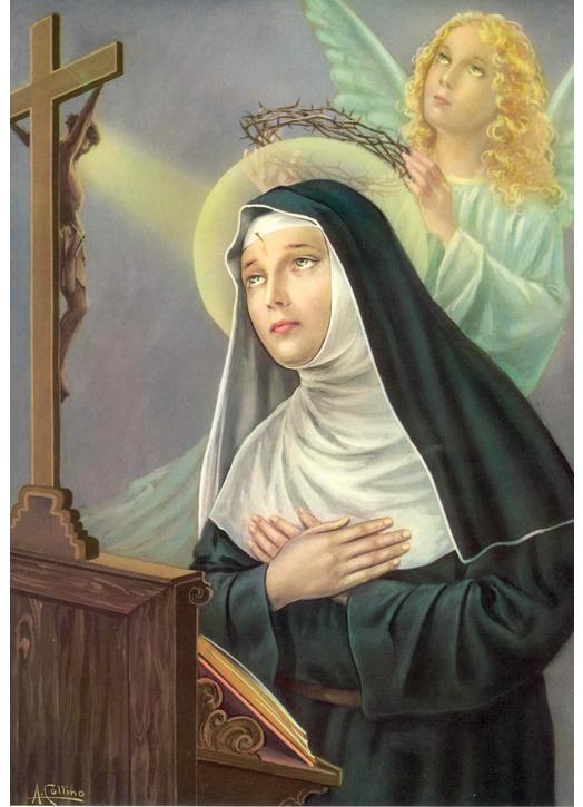 Saint Rita of Cascia (G)
