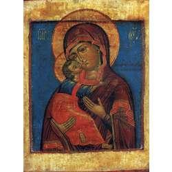 La Virgen de Ternura de Vladimir