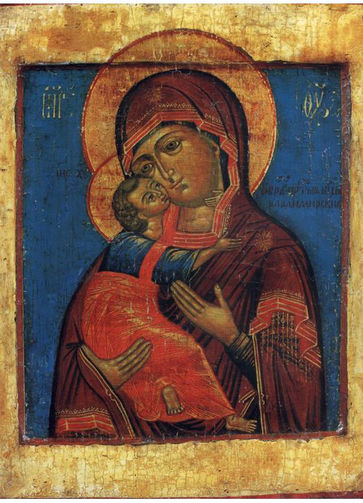 The Mother of God of the Tenderness of Vladimir