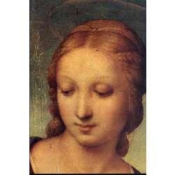 La Vierge au Chardonneret (G)