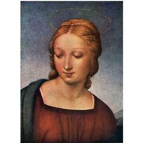 La Vierge au Chardonneret (M)
