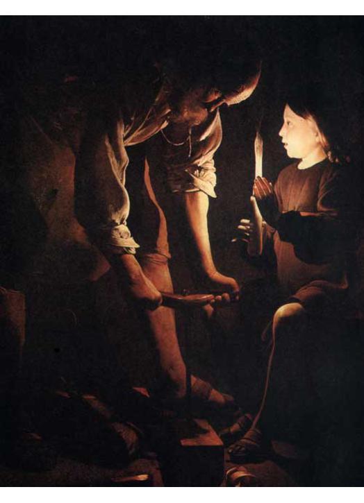 Saint Joseph Charpentier
