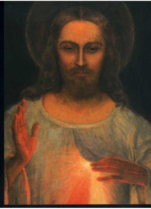 Merciful Christ (detail)