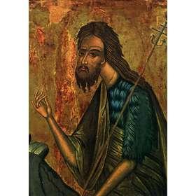 Saint Jean-Baptiste (détail)