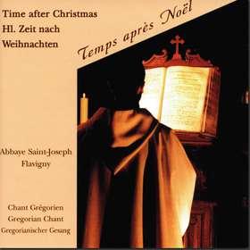 CD Tiempo después de Navidad (Flavigny)