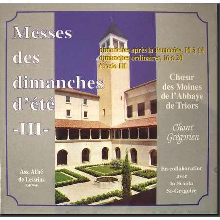 Gregorian Chant CD
