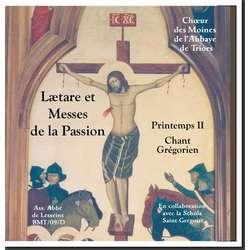 Primavera II, Lætare y Misa de la Pasión (Triors)