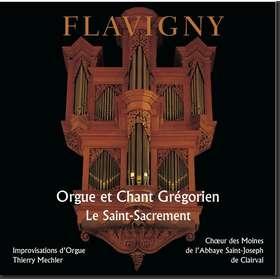 Le Saint Sacrement - Orgue et chant grégorien (Flavigny)