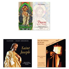 lot des 3 disques compact CD12, CD26 et CD493