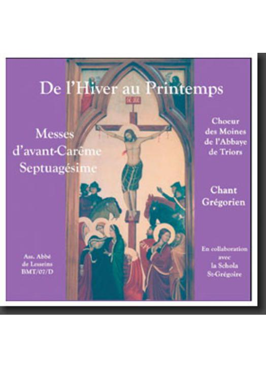 From winter to spring: Masses before Lent (Triors)