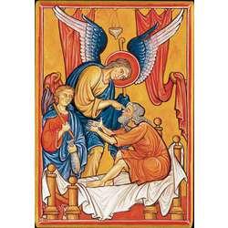 Saint Raphael (Montage plat)